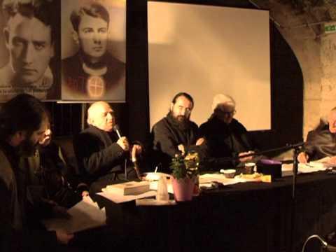 MARTOR 4 - Ioan Ianolide: CUVÂNTUL PĂRINTELUI NICOLAE BORDAȘIU