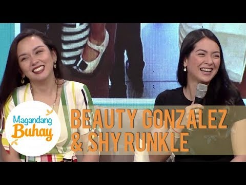 Beauty & Shy's Sweet Message For Each Other | Magandang Buhay