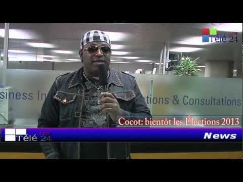 TÉLÉ 24 LIVE: Pour une sortie de crise au sein de la Communauté  Congolaise, Toronto:  Bientôt les élections 2013