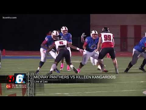 Live at Leo: Midway Panthers vs Killeen Kangeroos