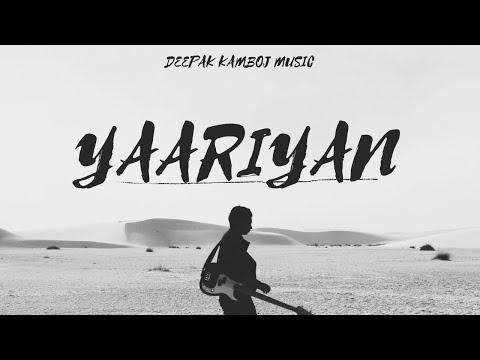 YAARIAN Live Performance by Deepak Kamboj - Amrinder Gill ft. Dr Zeus Feat. Shortie - Stockholm