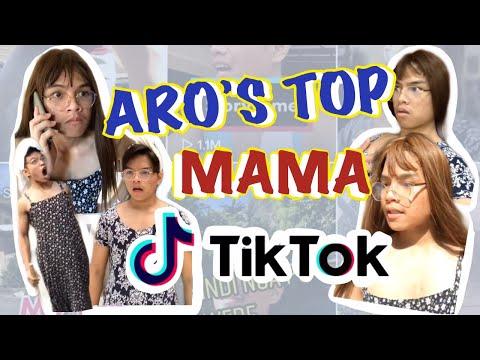 ARO'S TOP MAMA TIKTOK COMPILATION   ARO MUNOZ
