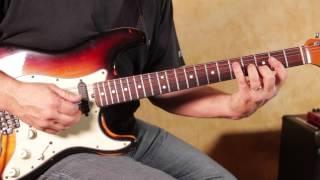 Eric Clapton Cream Style Blues Lick - Clapton Inspired DoubleStop Blues Lick w Bob Ryan