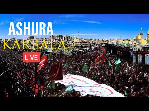 Video LIVE 🔴 ASHURA from Karbala 10 Muharram | 1440 Hijri / 2018 download in MP3, 3GP, MP4, WEBM, AVI, FLV January 2017