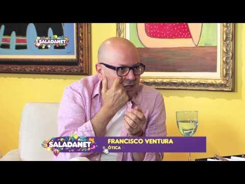 Maura Roth entrevista o designer e consultor óptico Francisco Ventura