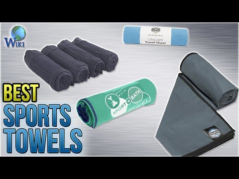 10 Best Sports Towels 2018