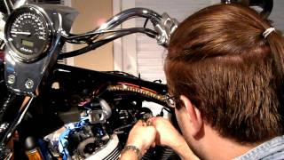 2. 2009 Honda Shadow Aero 750 valve lifter adjustments (Part 6 of the lifter adjustment series.)