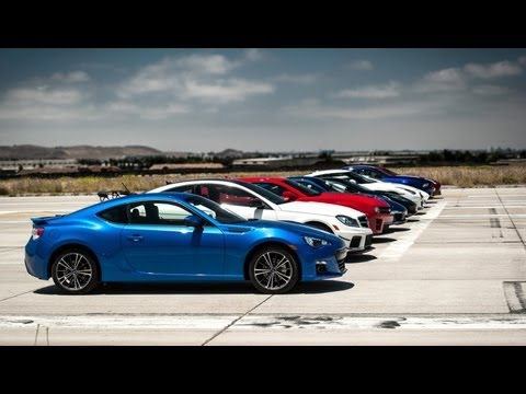 drag - It's back! The World's Greatest Drag Race returns with nine of the world's best supercars, sports cars, and muscle cars for 2012 facing off in an epic quarte...