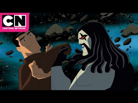 Justice League Action | Green Lantern Loses Power Ring | Cartoon Network