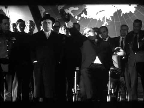 The Quenelle: Blame Dr Strangelove and the Bomb