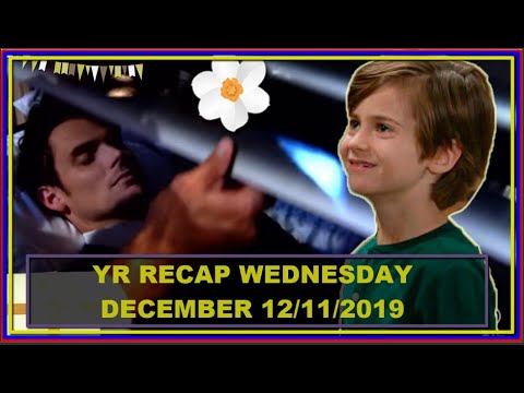The Young And The Restless Recap Wednesday December 11 - YR Daily Spoliers 12/11/2019