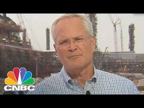 Exxon CEO Darren Woods: We're Making Good Progress Getting Product To Customers | CNBC
