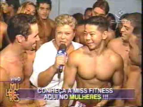 Concurso Garoto e Garota Fitness Brasil 2001