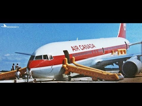 The Gimli Glider | Air Canada Flight 143