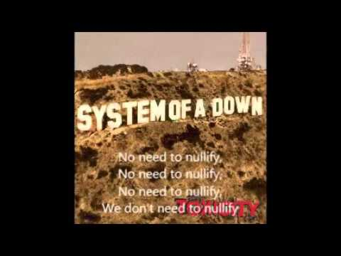 System Of A Down Toxicity [ Full Album ]