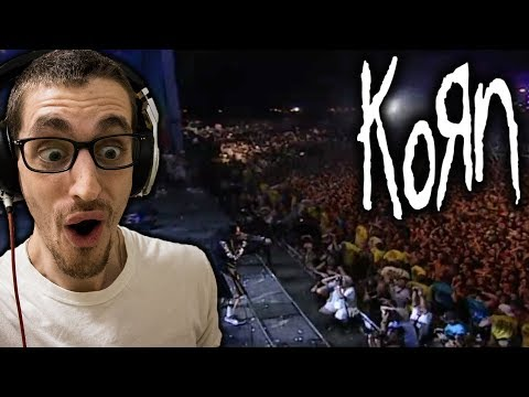 """Hip-Hop Head's FIRST TIME Hearing """"Blind"""" by KORN (Woodstock '99)"""