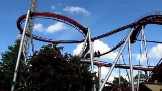 Tivoli Gardens - Copenhagen, Denmark - Travel Video