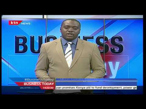 Business Today 30th August 2016 - [Part 2] Japan-Africa Forum