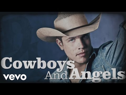 Cowboys and Angels Lyric Video