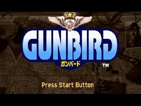 Gunbird Saturn