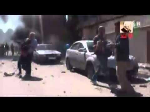 60 người thương vong do đánh bom trường học ở Syria