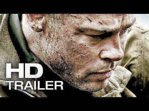 Exklusiv: HERZ AUS STAHL (Fury) Trailer Deutsch German [HD]