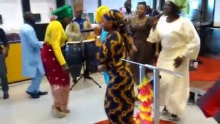 RCCG Covenant Parish Cultural Diversity, 2015
