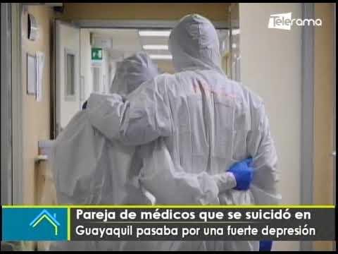 Pareja de médicos que se suicidó en Guayaquil pasaba por una fuerte depresión