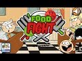 The Loud House: Food Fight Defend Lincoln From The Inco