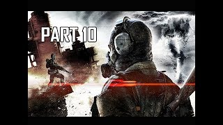 METAL GEAR SURVIVE Walkthrough Part 10 -  Worm Hole (PS4 Pro 4K Let's Play)
