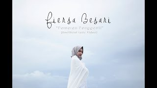 FIERSA BESARI - Pemeran Pengganti (Unofficial Lyric Video)