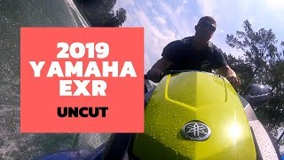 8. The Watercraft Journal Uncut: 2019 Yamaha EXR WaveRunner