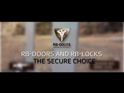 בדיקת ירי בדלת רב בריח מדגם 769, אוגוסט 2013 תוצאה- 0 חדירות 100% דלת נגד ירי
