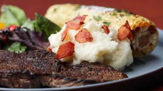 Maple Bacon Mashed Potatoes  • Tasty by Tasty
