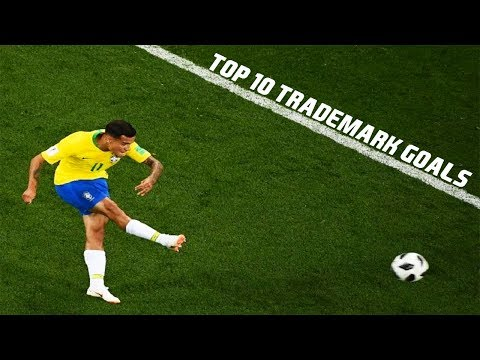 Philippe Coutinho-Top 10 Trademark Goals
