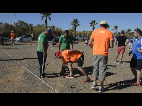 IV Open Internacional de Petanca en Isla Cristina