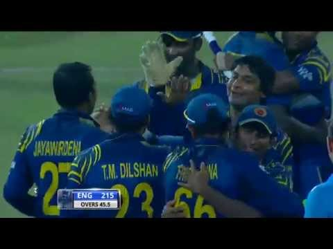 Highlights: 7th ODI at R Premadasa – Sri Lanka v England