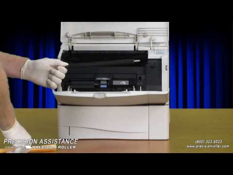 HP LaserJet 4000 Maintenance Kit Instructional Video