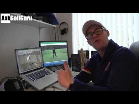 Golf Swing Downswing Lesson Mark Crossfield