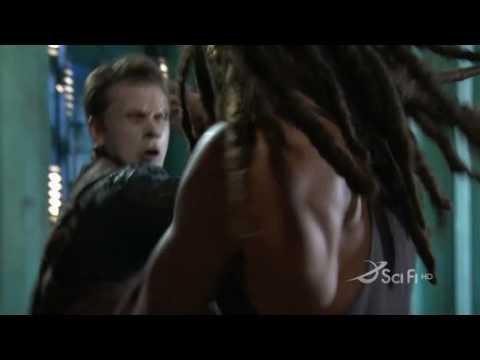 Ronnon Attacks Michael  ,  Loses Fight
