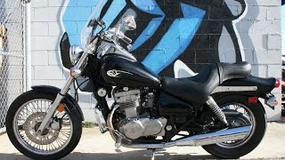8. 2007 Kawasaki Vulcan 500 ... the perfect entry level cruiser!
