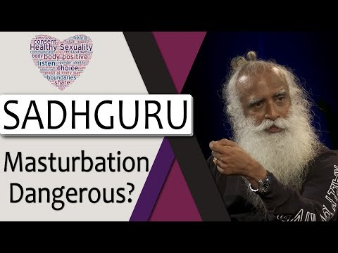 Does Masturbation Hurt Your Spiritual Progress? - Sadhguru (2018)