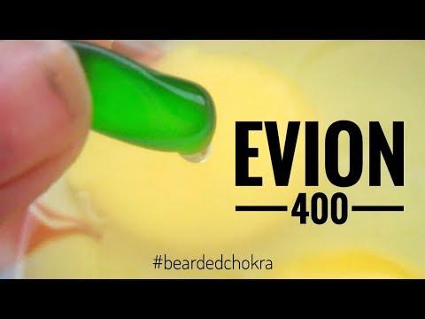 Beard oil - EVION 400 - Is It Useless?