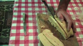 HOW TO PAN FRY FOIE GRAS