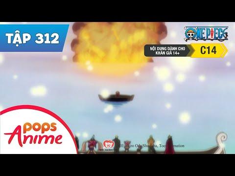 One Piece Tập 312 - Cám Ơn Cậu Nhiều Lắm Merry! Tuyết Đầu Mùa Rơi Buổi Từ Biệt - Phim Đảo Hải Tặc - Thời lượng: 26:44.