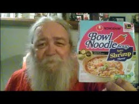 .What does Doc think...nongshim spicy shrimp noodle soup and bumble bee spicy thai chili tuna