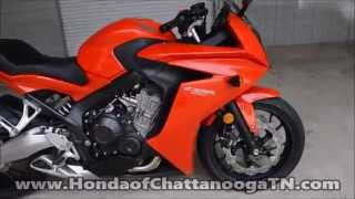 2. 2014 CBR650F Review Specs / SALE Price - Honda of Chattanooga TN Sport Bike Model