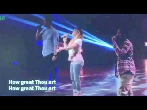 How Great Thou Art Sung By Roseangela