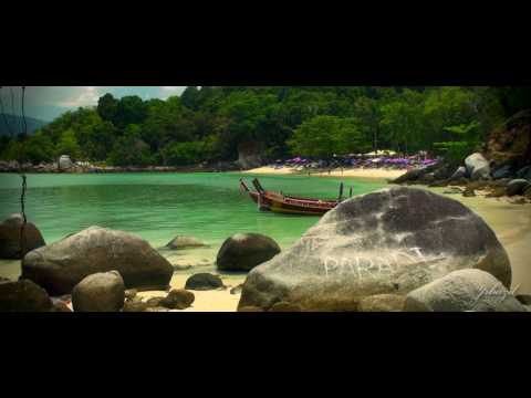 'Love from Phuket'. ภูเก็ต  Phuket Beach Thailand