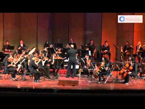 Presentación Orquesta Sinfónica de Chiapas